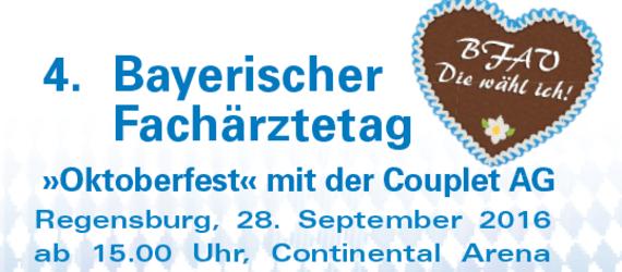 Logo 4. Bayerischer Fachärztetag
