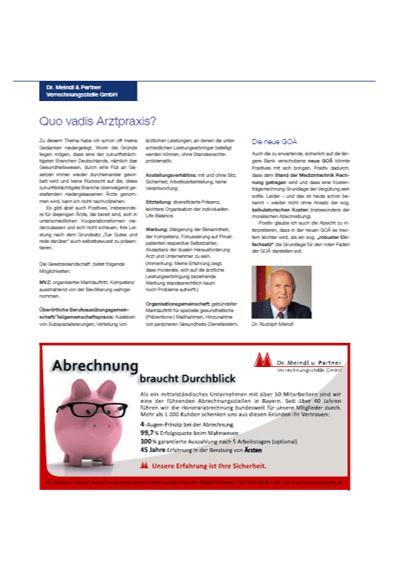 Bild Artikel Atos-News Ausgabe 24 Dr. Meindl