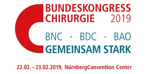 Logo Bundeskongress Chirurgie 2019