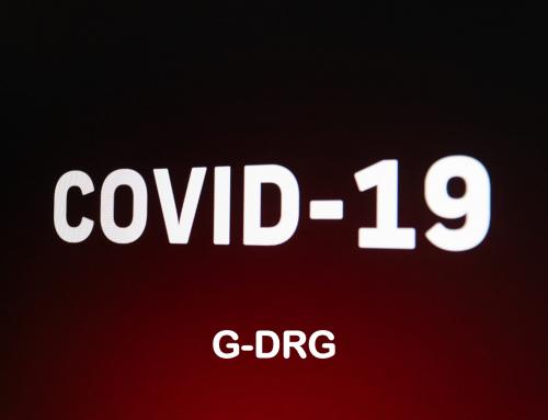 G-DRG: Abrechenbarkeit von Ausgleichszahlungen aufgrund der Sonderbelastung durch COVID-19