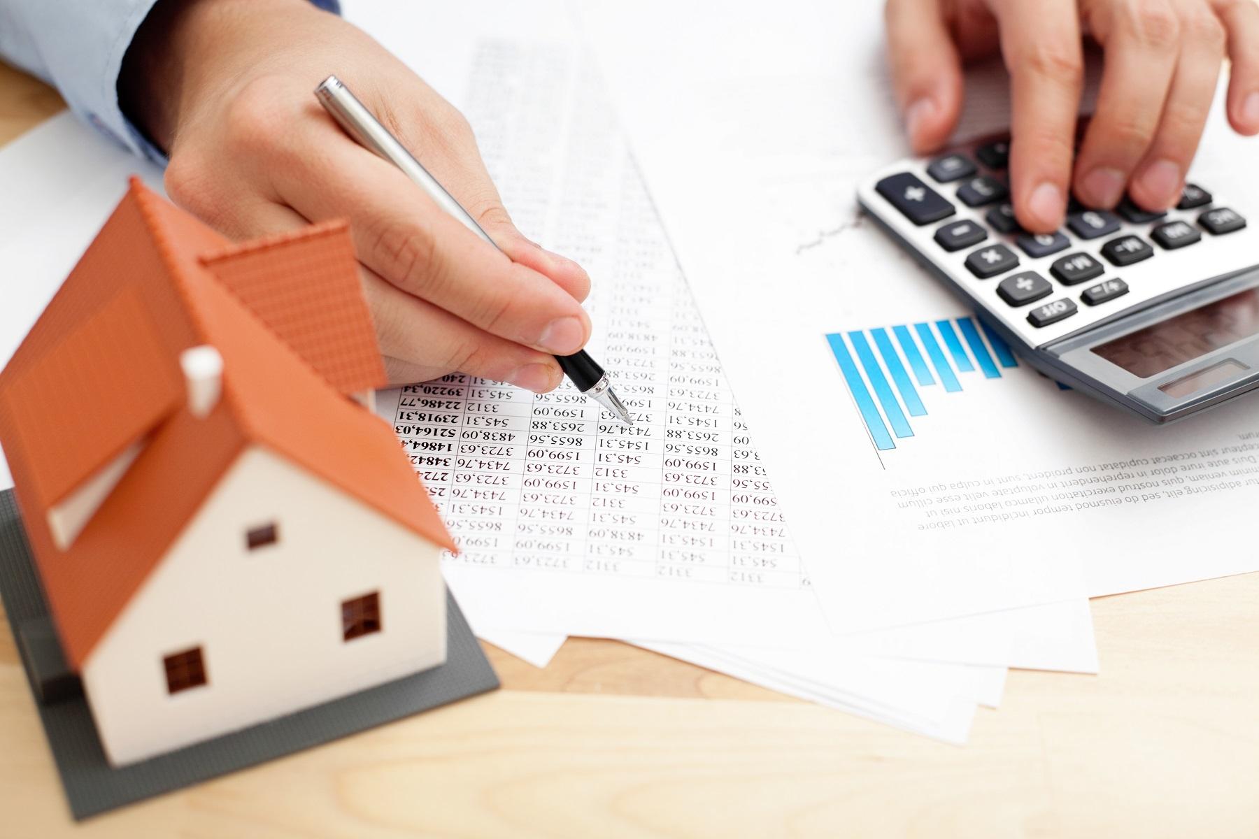 Weg mit der alten Hypothek
