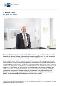 Bild IHK WiM Interview Dr. Meindl