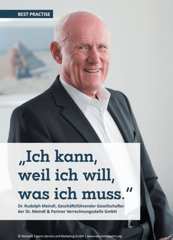 Magazin NetworkExperts Interview Dr. Meindl