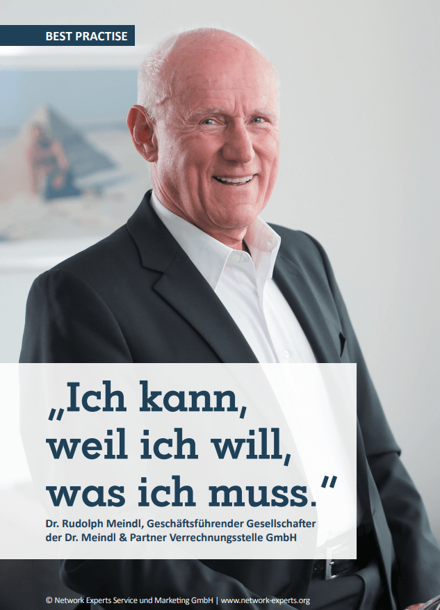 Bild Magazin NetworkExperts Interview Dr. Meindl