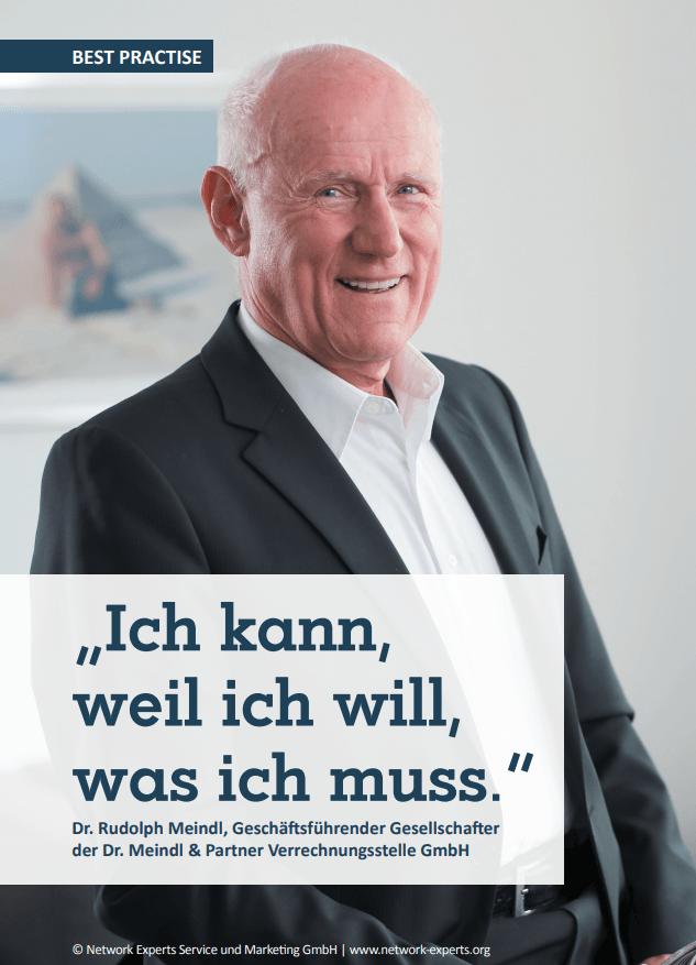 Bild Magazin NetworkExperts Interview Dr. Meindl