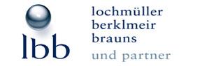 Logo Lochmüller Berklmeir Brauns und Partner