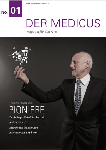 Bild Porträt Dr. Meindl Der Medicus No 01