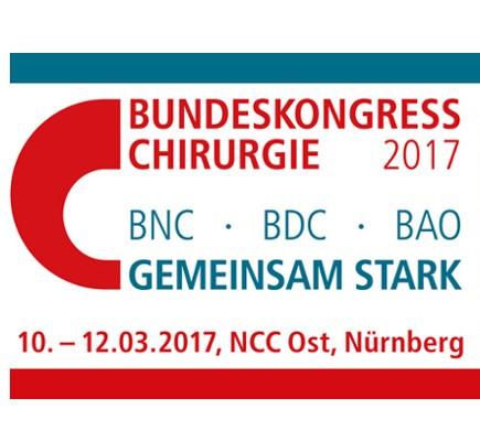 Logo Bundeskongress Chirurgie 2017