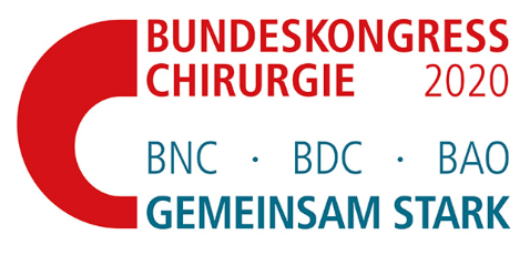 Logo Bundeskongress Chirurgie 2020