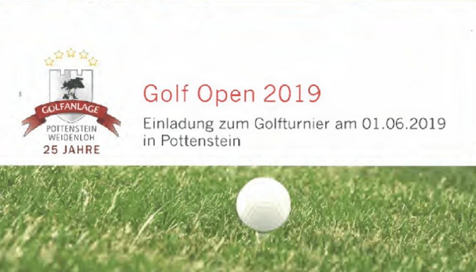 Bild Golf Open 2019